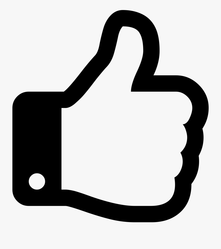 Thumbs Up Symbol Png - Thumbs Up Icon, Transparent Clipart
