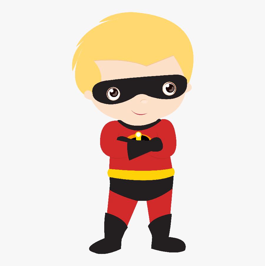 Super Her - Imagenes De Super Heroes Animados, Transparent Clipart