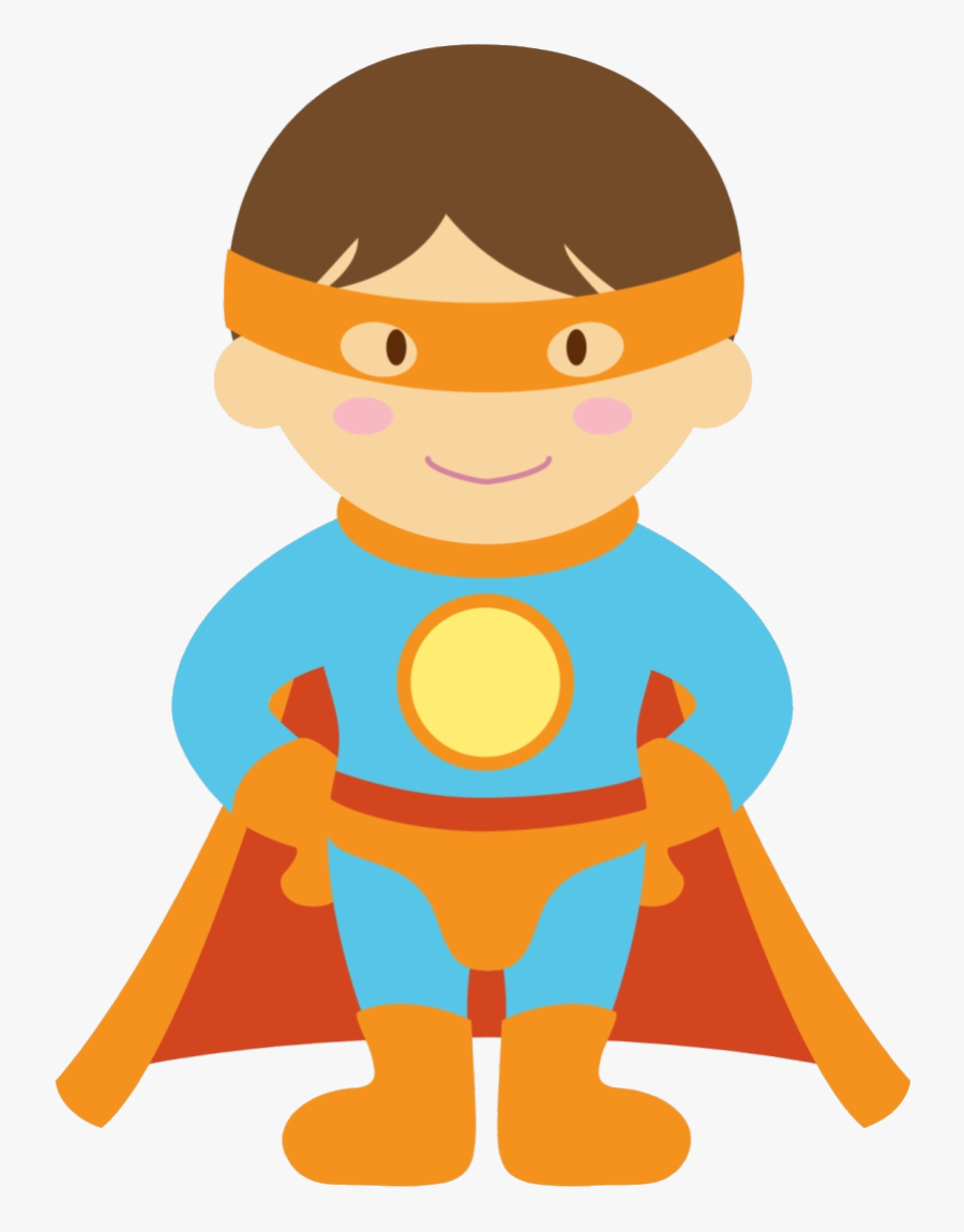 Superhero Superheroes Kids Clipart Easter Transparent - Kid Super Hero Clipart, Transparent Clipart