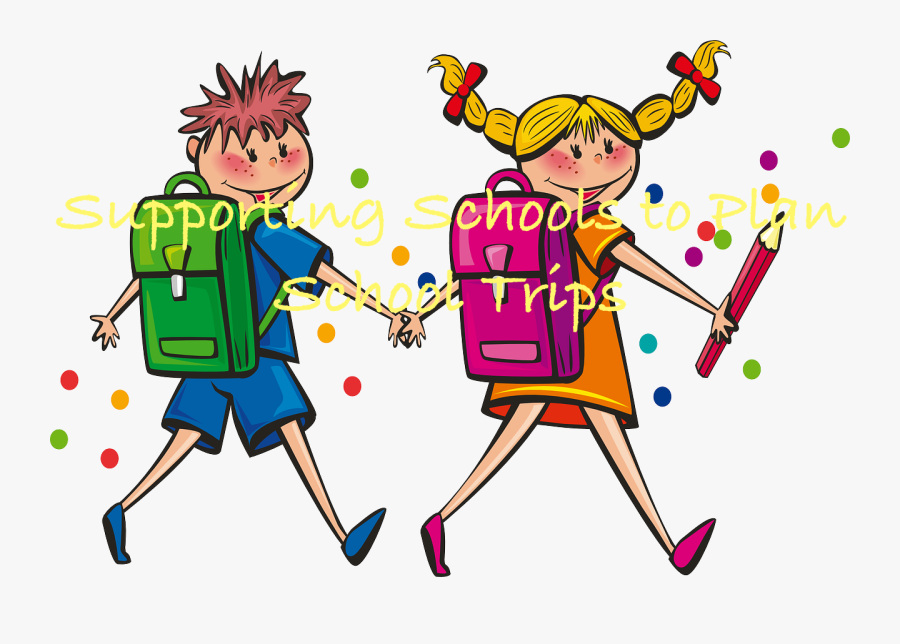 Transparent Supporting Clipart - Start Of School Clipart, Transparent Clipart