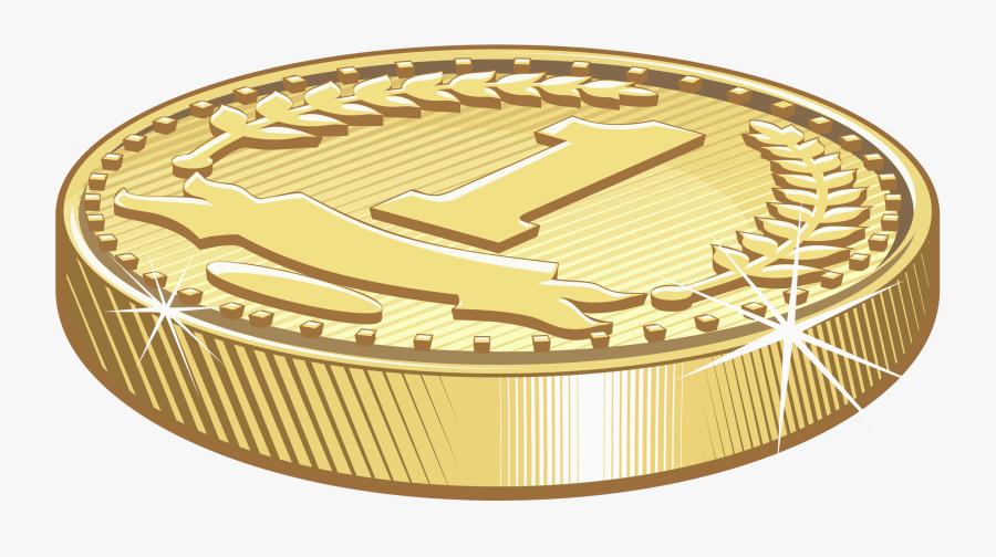 Coin Clipart - Coin, Transparent Clipart