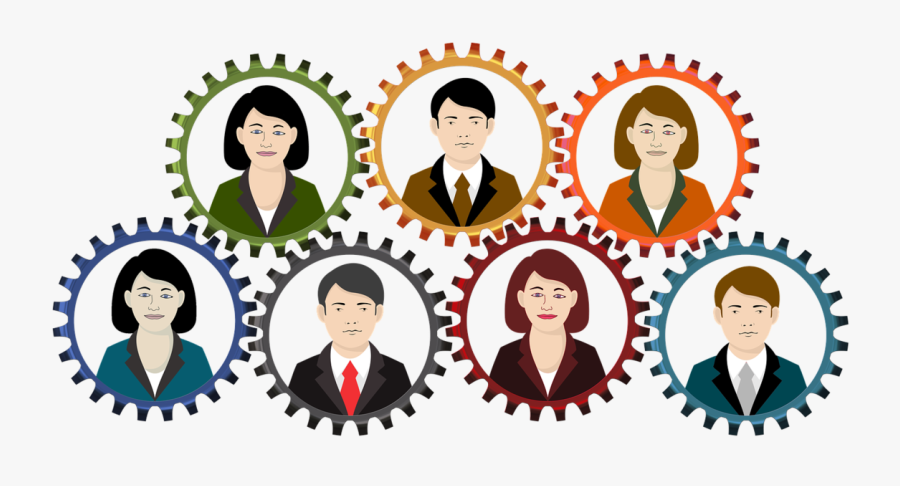 """30 Questions To Ask That So-called Ppc """"expert - Workplace Diversity In Business, Transparent Clipart"""