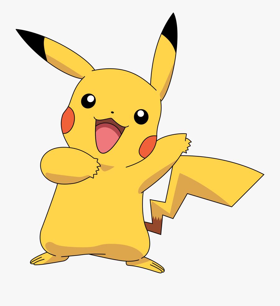 Graphic Library Stock Pikachu Clipart Pokemon Charmander - Pokemon Pikachu, Transparent Clipart