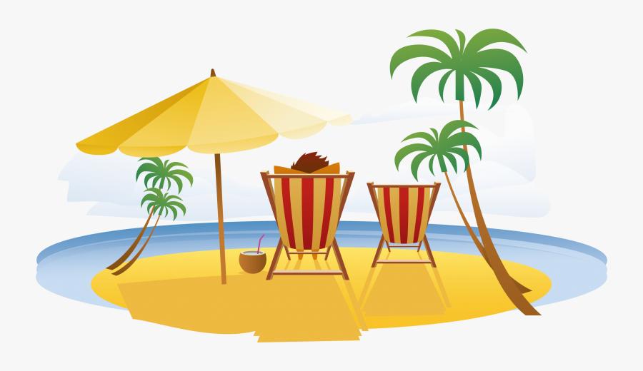 Free Png Beach - Clipart Beach Transparent Background, Transparent Clipart
