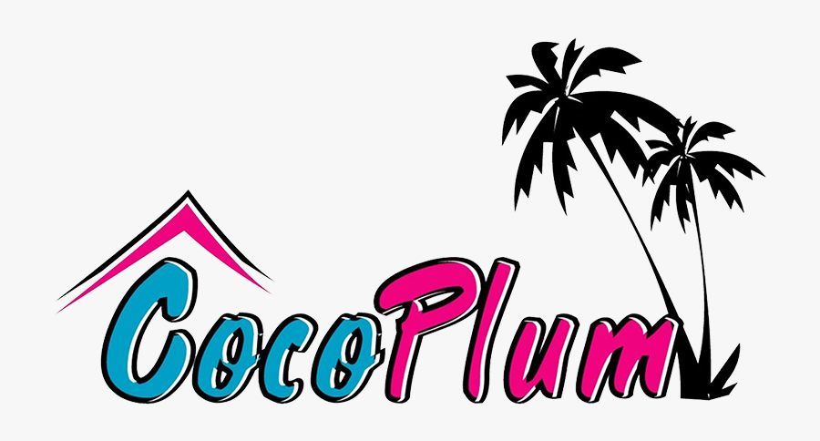 Transparent Holiday Clipart Png - Coco Plum Vacation Rentals Logo, Transparent Clipart