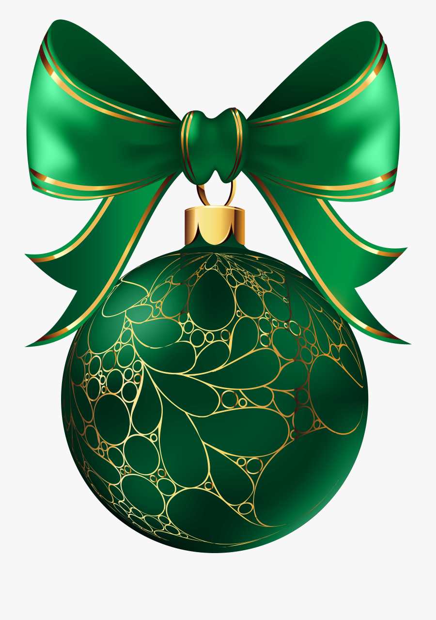 Pin By Pngsector On - Clipart Christmas Ball Red, Transparent Clipart