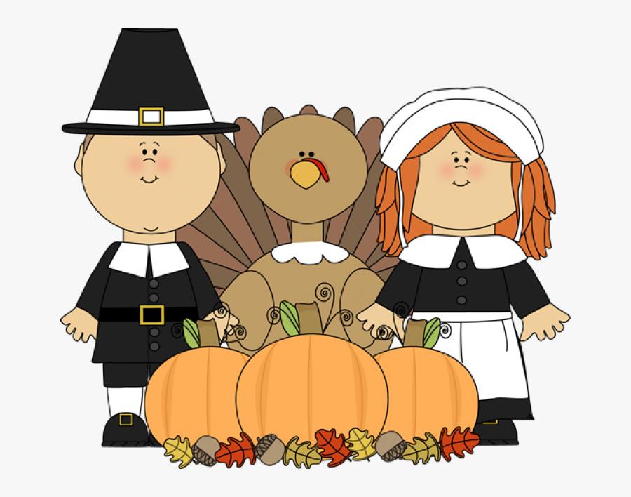 Free Pilgrim Clipart - Thanksgiving Pilgrims Clip Art, Transparent Clipart