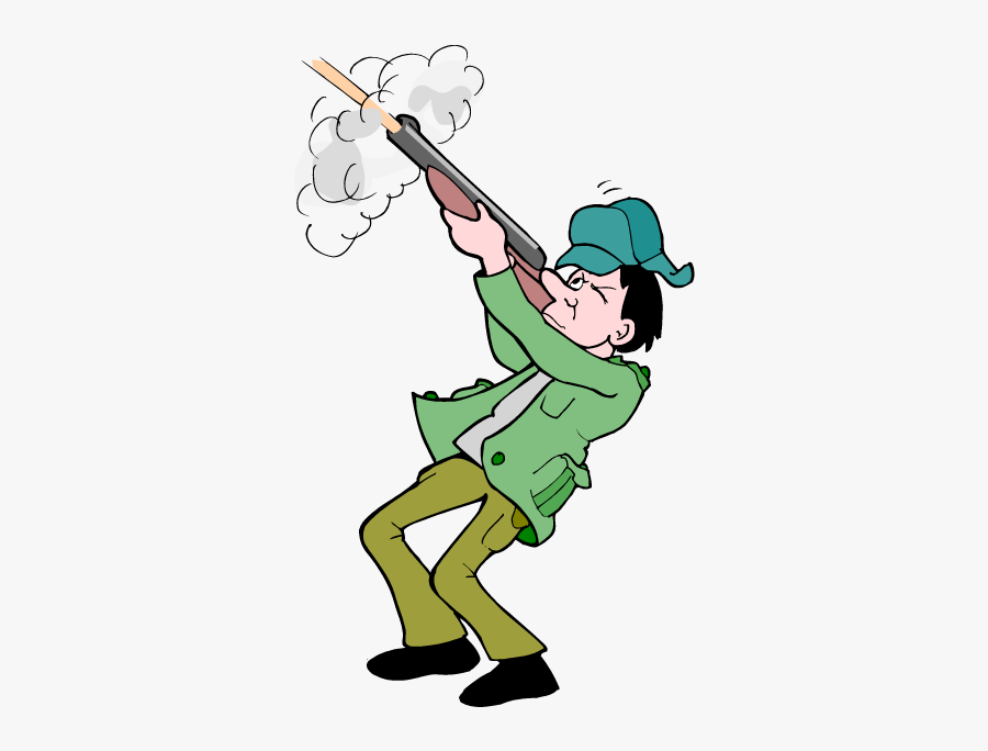 Hunting Clipart Pilgrim - Hunter Clipart, Transparent Clipart
