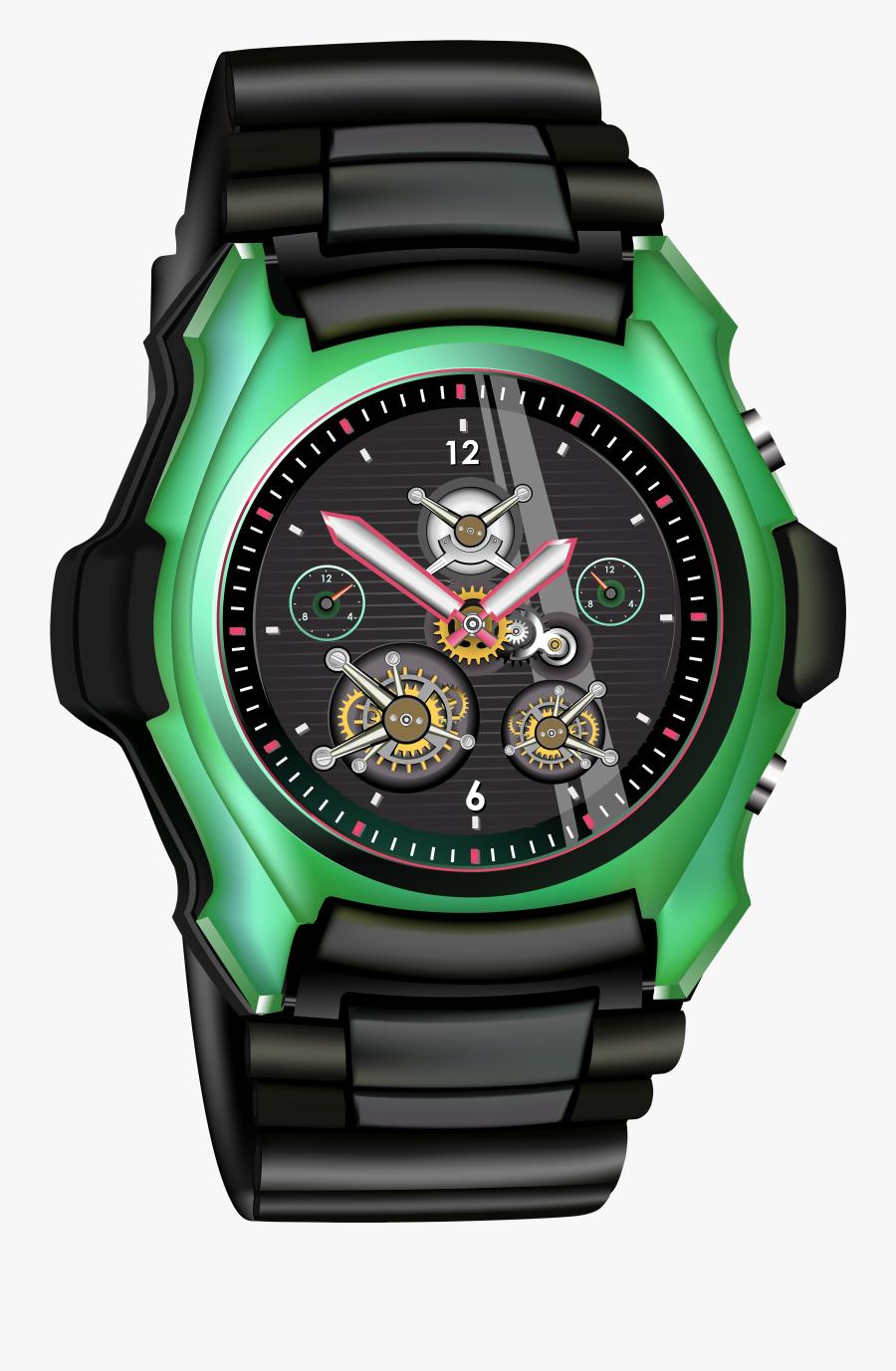 Watch Clipart Png - Wrist Watch Watch Clipart, Transparent Clipart