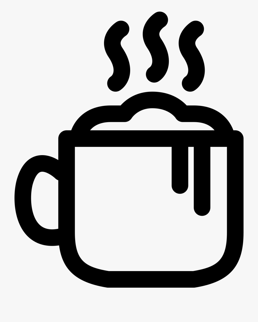 Hot Cocoa Icon Clipart , Png Download - Hot Chocolate Icon Transparent, Transparent Clipart