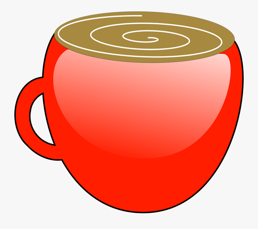 Coffee, Hot Chocolate, Mug, Cup, Drink, Espresso - Clipart Cup Hot Chocolate, Transparent Clipart