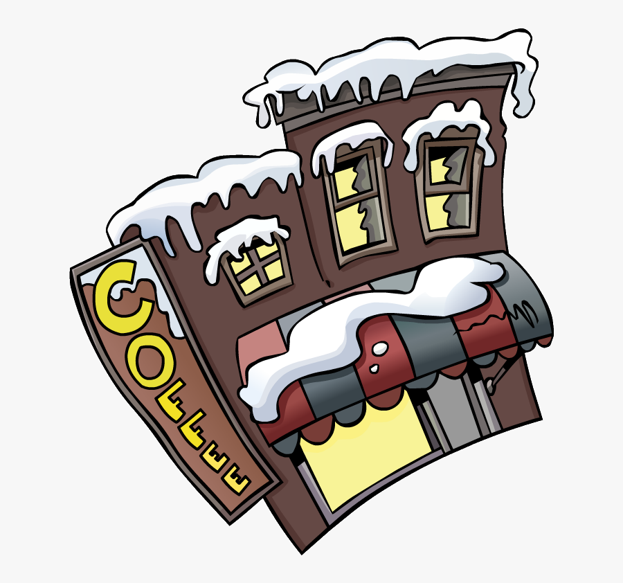 Hot Chocolate Clipart Penguin - Club Penguin The Coffee House, Transparent Clipart