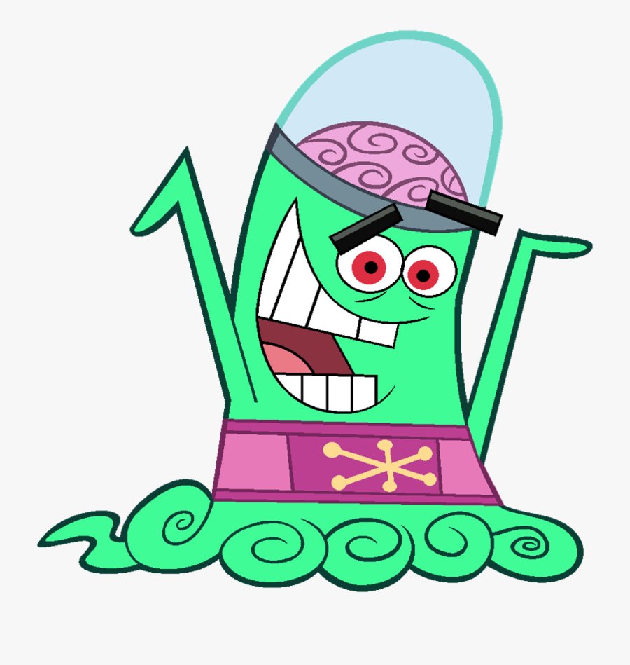 Fairly Oddparents Png - Mark Fairly Odd Parents, Transparent Clipart