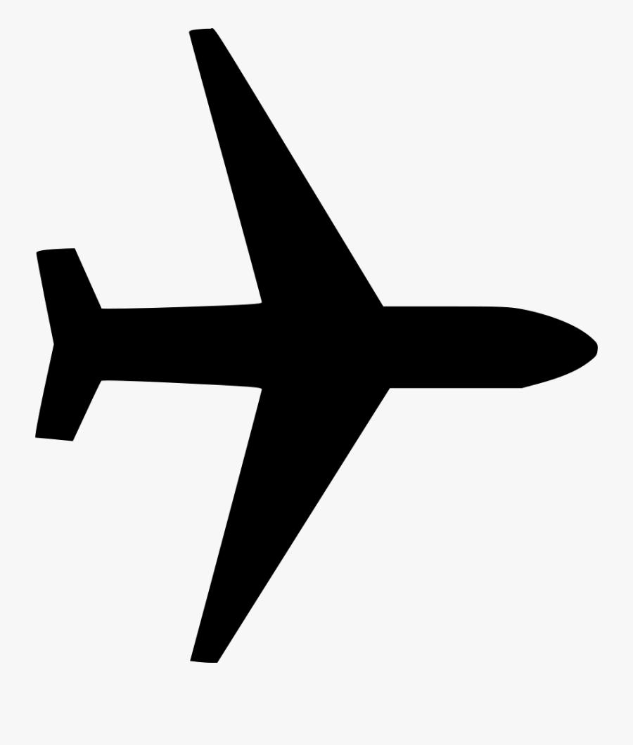 Aircraft - Plane Clipart, Transparent Clipart