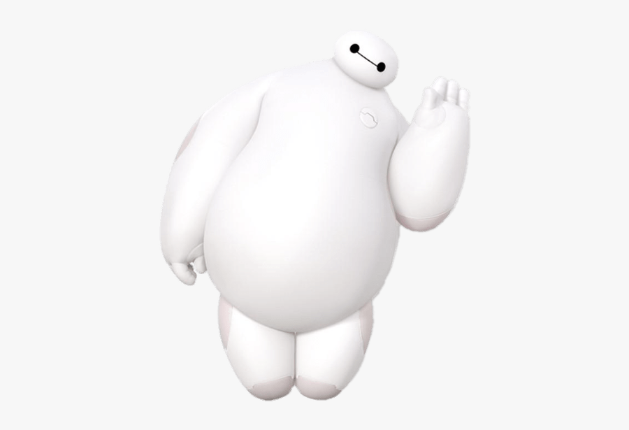 Big Hero 6 Baymax Waving Big Hero 6 Waving Free Transparent Clipart Clipartkey