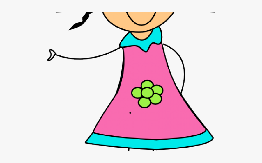 Muñeca De Palitos, Transparent Clipart