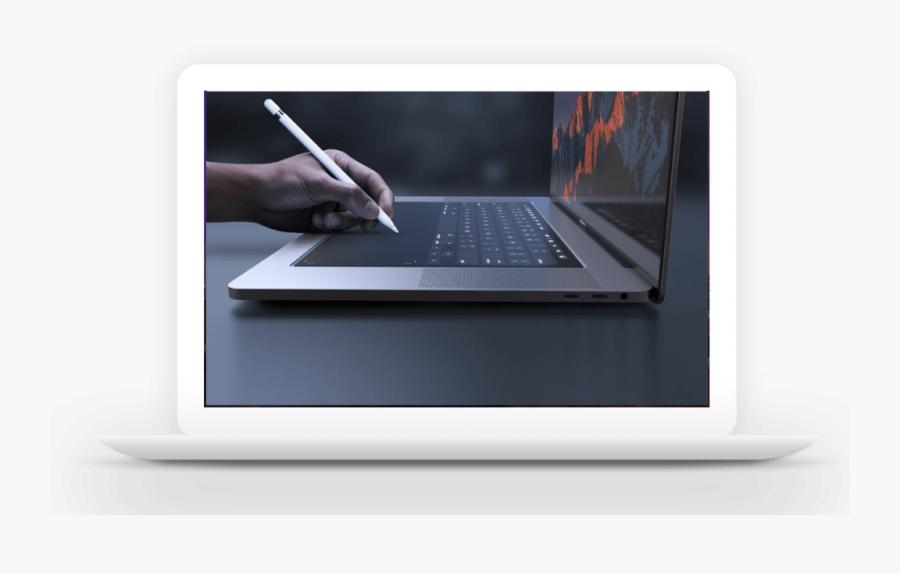 Transparent Mac Computer Clipart - Macbook Pro 2019 Leaks, Transparent Clipart
