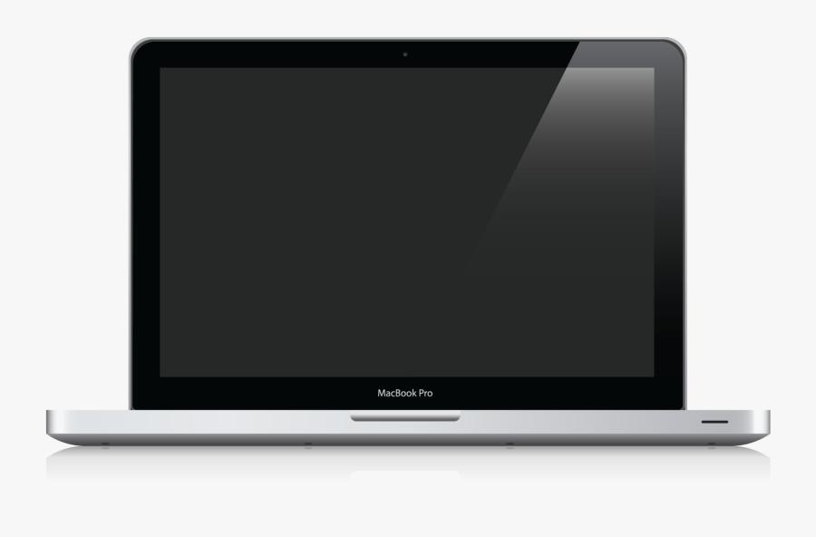Netbook, Transparent Clipart