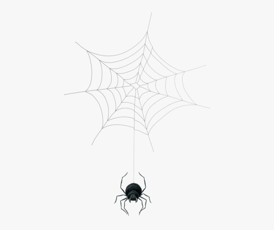 Spiderweb Clipart Png - Spider Web, Transparent Clipart