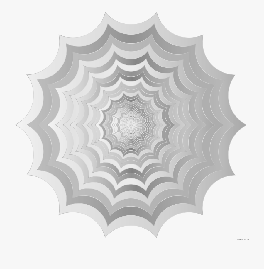 Spider Web Animal Free - Spider Web, Transparent Clipart