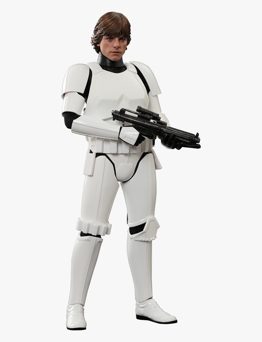 Download Luke Skywalker Png Clipart - Luke Skywalker Stormtrooper Png, Transparent Clipart
