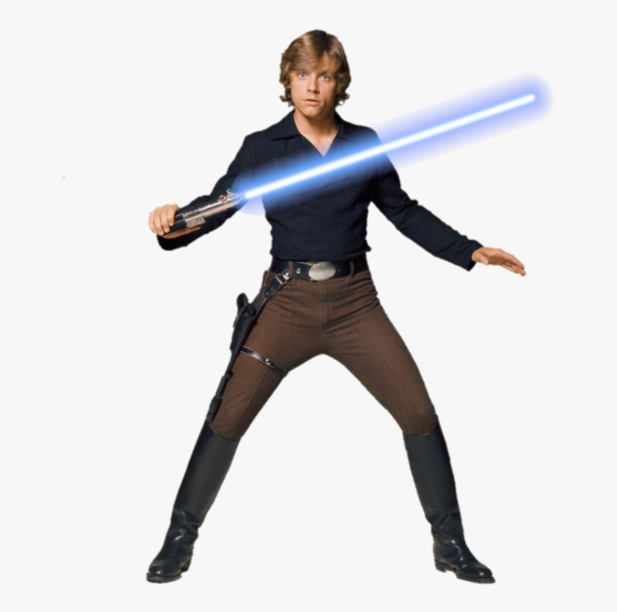 Luke Skywalker Han Solo Star Wars Sequel Trilogy Skywalker - Star Wars Luke Skywalker Png, Transparent Clipart