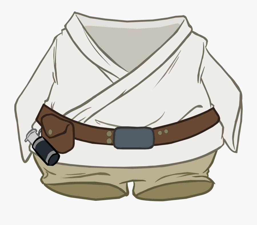 Luke Skywalker Cliparts - Luke Skywalker Cartoon Png, Transparent Clipart