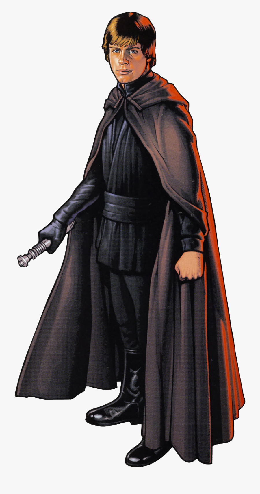 Luke Skywalker Png Picture - Star Wars Luke Skywalker Png, Transparent Clipart