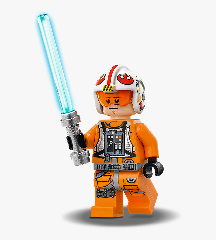 Lego X Wing 75218 Luke Pilot Clipart , Png Download - Lego Star Wars 2020, Transparent Clipart