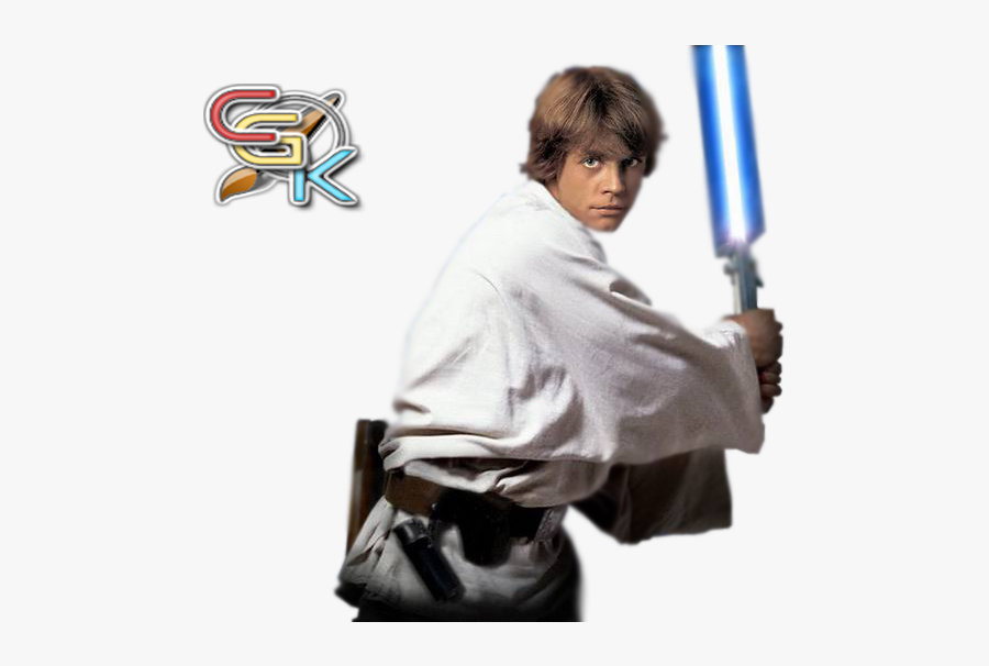 Download Luke Skywalker Png Photos - Star Wars Luke Skywalker, Transparent Clipart