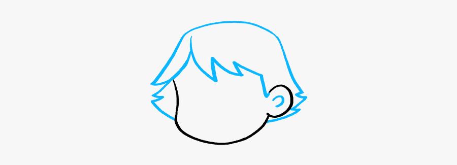 How To Draw Luke Skywalker, Transparent Clipart