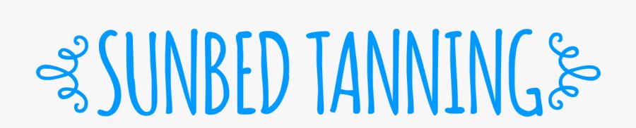 Skin Clipart Suntan - Indoor Tanning Tanning Sign, Transparent Clipart
