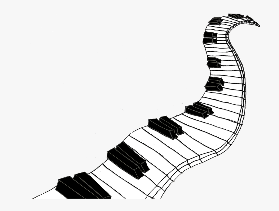 Transparent Piano Keys Png Piano Keys Drawing Png Free Transparent Clipart Clipartkey