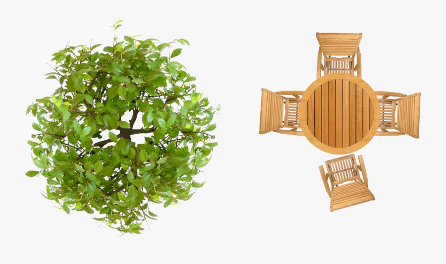 Clip Art Landscape Planning Free - Furniture Top View Png, Transparent Clipart