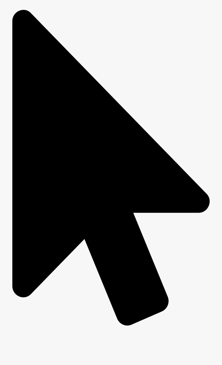 Cursor Mouse Icon Png, Transparent Clipart