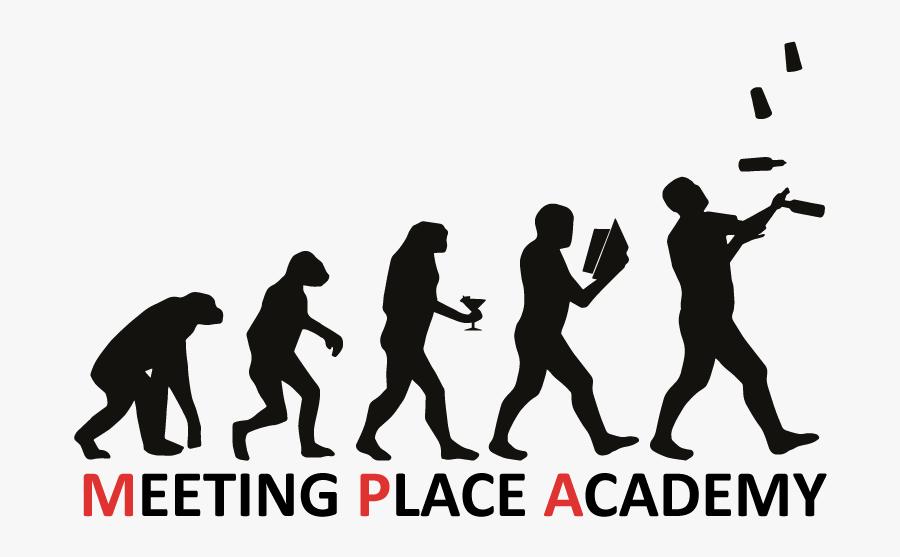 Company Orientation Towards Marketplace - Human Evolution To Computers, Transparent Clipart