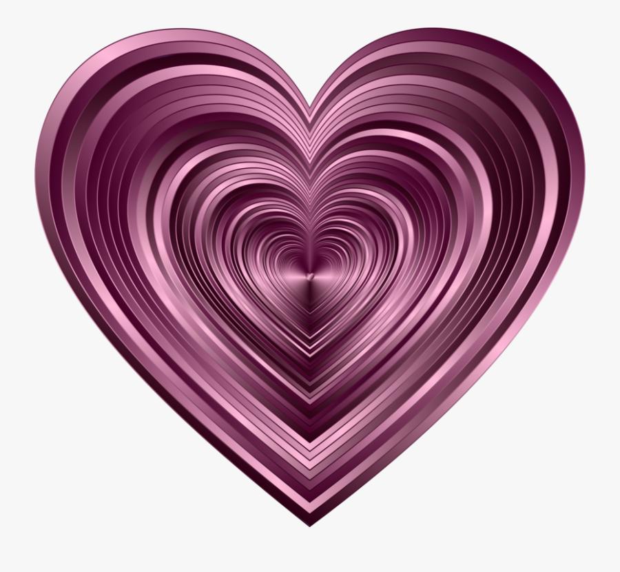 Heart,love,organ - Purple Colour Transparent Heart, Transparent Clipart