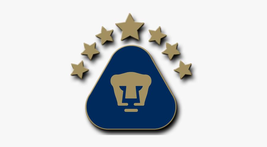 Clip Art Pumas Logo Futbol - Logo Pumas Dream League Soccer 2019, Transparent Clipart
