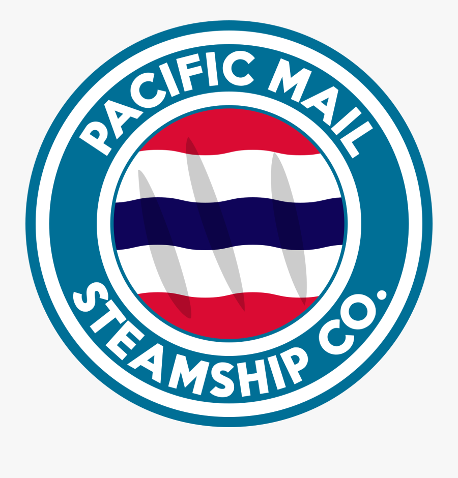 Pacific Mail Steamship Company, Transparent Clipart