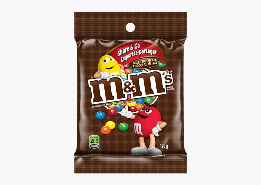 M&m's Chocolate Large, Transparent Clipart