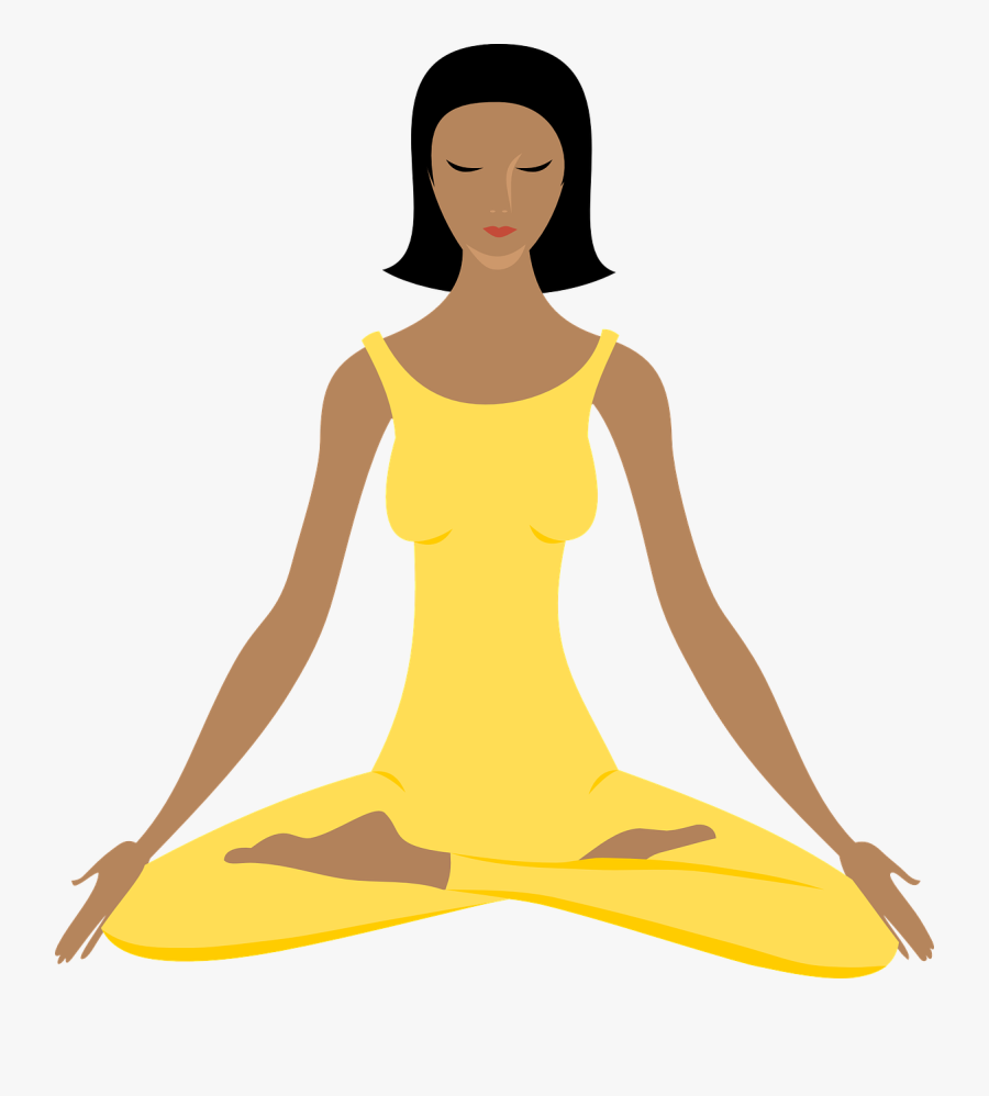 Yoga, Female, Exercise, Fitness, Healthy, Lifestyle - Do A Body Scan, Transparent Clipart