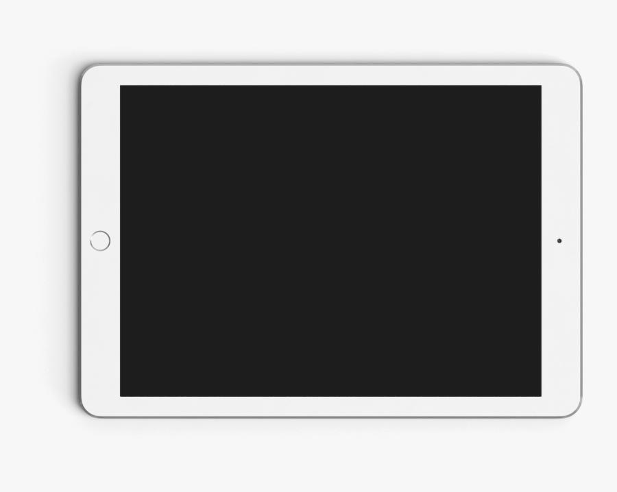 Tablet Template, Transparent Clipart