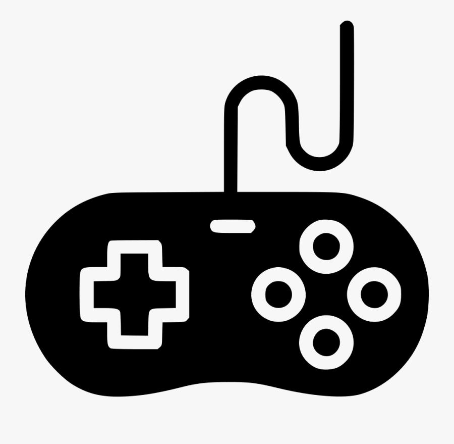 Nintendo Clipart Nes Controller - Vector Game Controller Free, Transparent Clipart