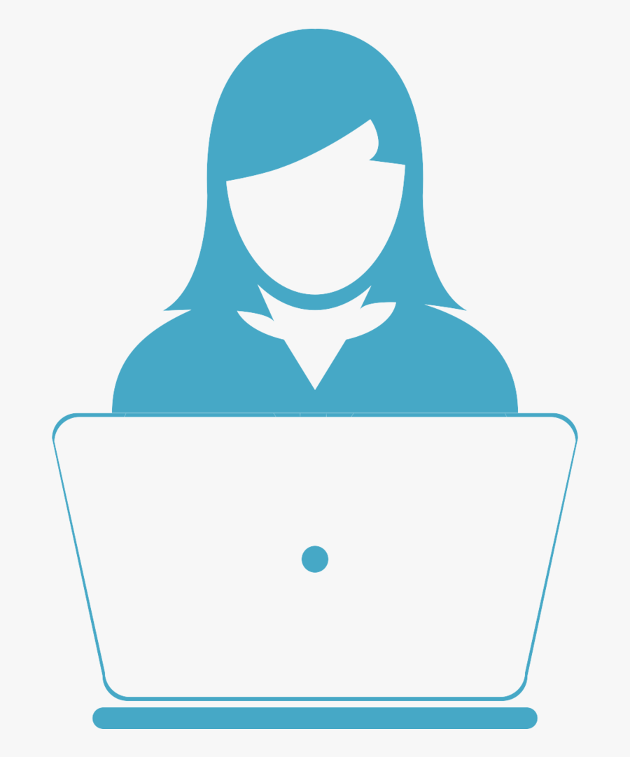 Female Vector User Icon Clipart , Png Download - Female User Icon, Transparent Clipart