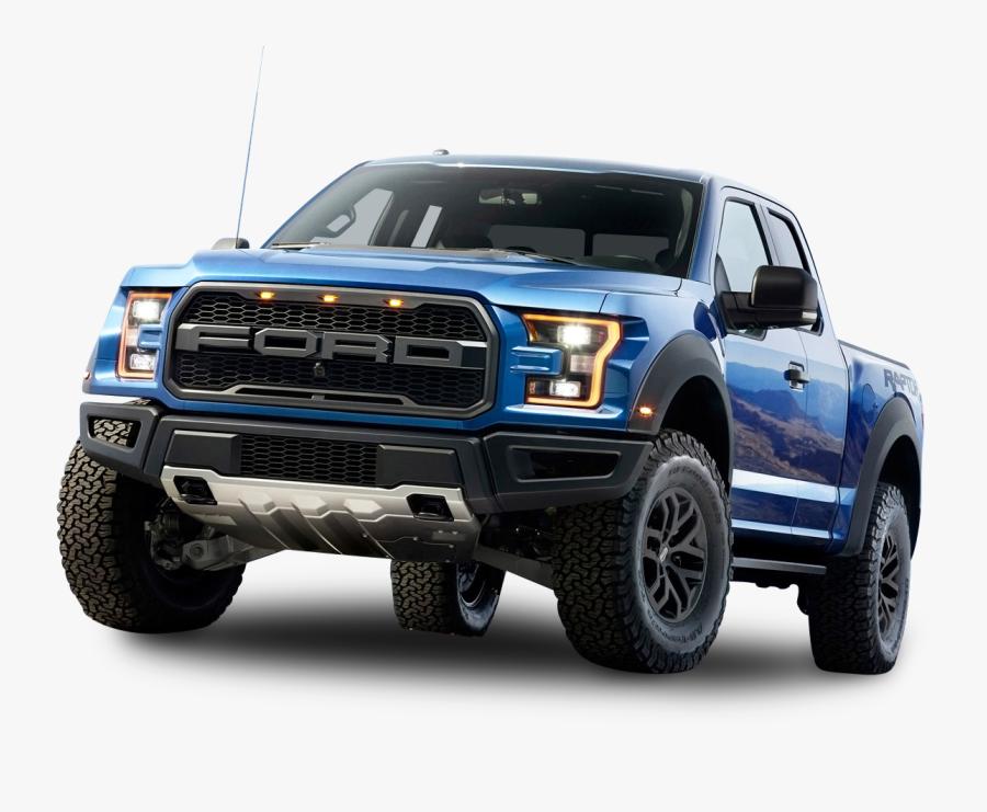 Ford F 150 Raptor Blue Car Png Image - Forda F 150 Raptor 2016, Transparent Clipart