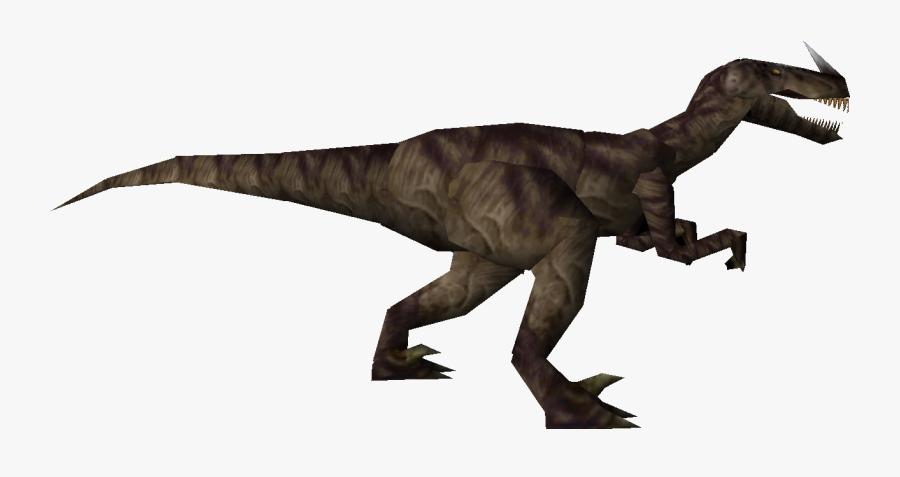 Turok Dinosaur Hunter - Turok Dinosaur Hunter Raptor, Transparent Clipart