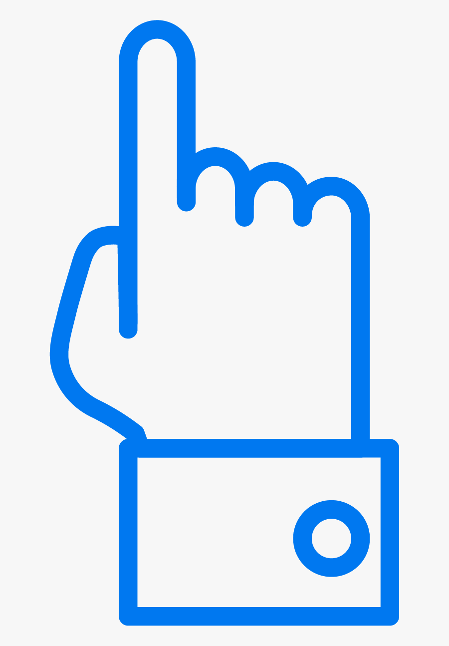 Hand Link Icon Png, Transparent Clipart