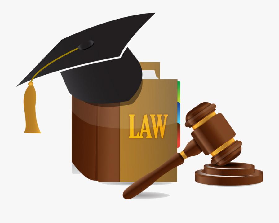 Lawyer Png Picture - Law School Graduation Clip Art, Transparent Clipart