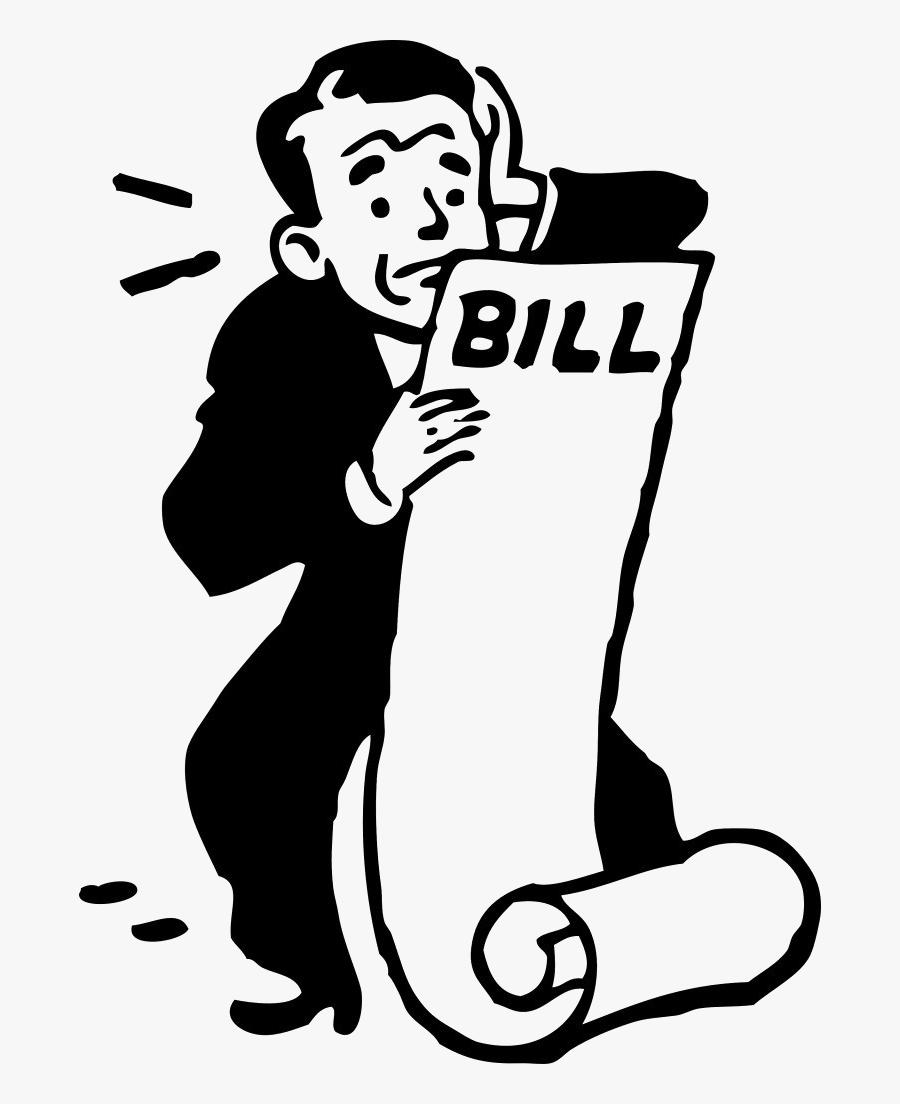 Expensive Png Transparent Image - Bill Clipart, Transparent Clipart