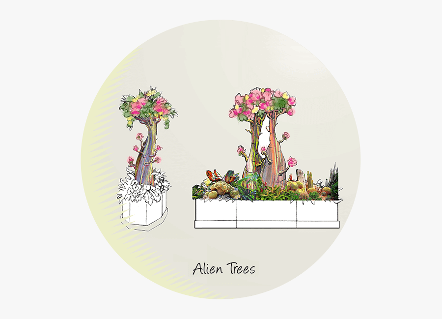 Flower Show Macys 2019, Transparent Clipart